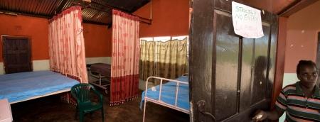 health post labour ward